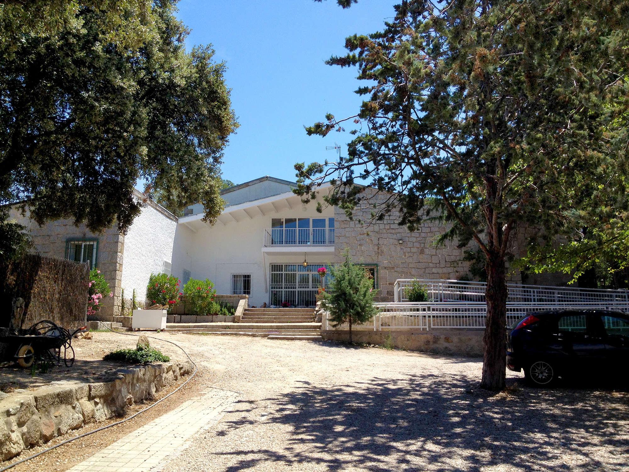 Betel Women's Residence in Torrelodones, Madrid